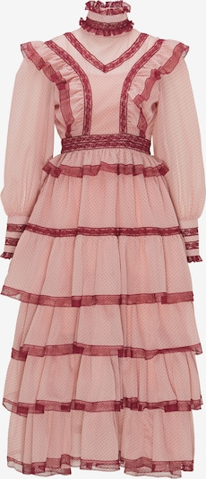 myMo NOW Kleid in rosa / himbeer, Produktansicht