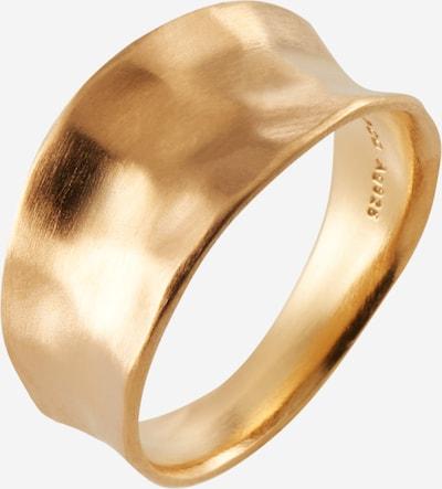 Pernille Corydon Jewellery Bague 'Saga' en or, Vue avec produit