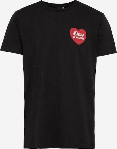 Marškinėliai iš DEUS EX MACHINA , spalva - raudona / juoda / balta, Prekių apžvalga