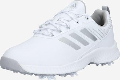 adidas Golf Sportschuh 'Response Bounce 2' in silber / weiß, Produktansicht