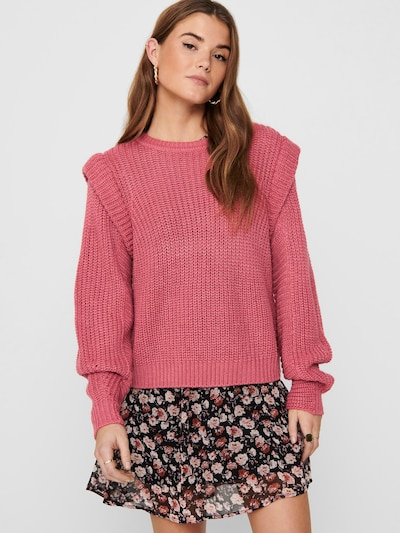 ONLY Pullover 'LEXINE' in pitaya, Modelansicht
