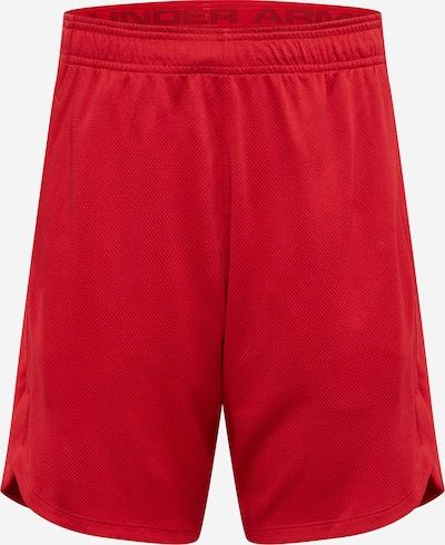 UNDER ARMOUR Urheiluhousut värissä punainen, Tuotenäkymä