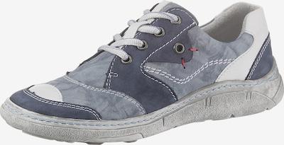 KACPER Schnürschuh in blau, Produktansicht
