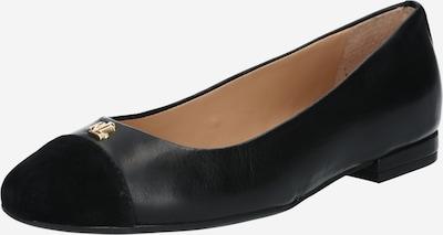 Lauren Ralph Lauren Балерини 'GAINES' в черно, Преглед на продукта