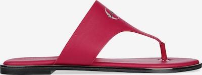 Calvin Klein Jeans Sandale in fuchsia, Produktansicht