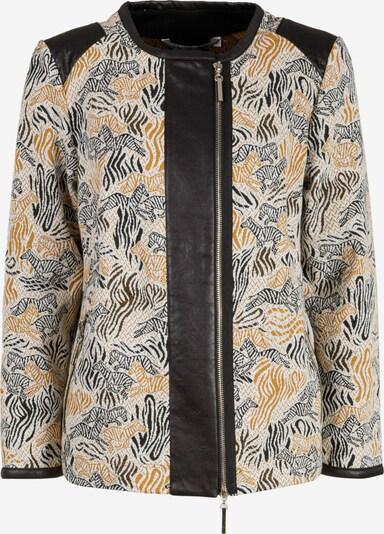 HELMIDGE Jackenblazer in beige / gelb / schwarz, Produktansicht