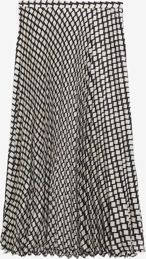 MANGO Пола 'quant' в черно / бяло, Преглед на продукта