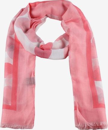 Zwillingsherz Skjerf i rosa