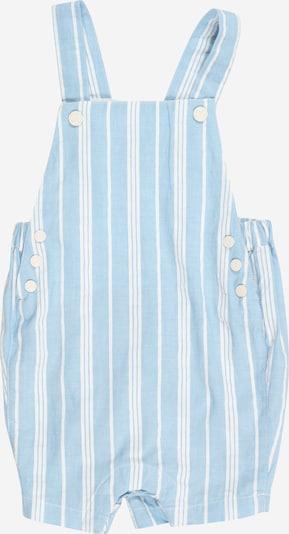 PETIT BATEAU Hose in hellblau / weiß, Produktansicht