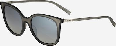 GUESS Solglasögon i grå / svart, Produktvy