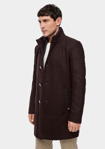 Manteau mi-saison s.Oliver BLACK LABEL en marron