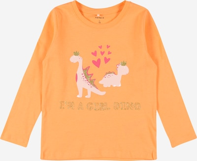 NAME IT Camiseta 'DIRGA' en oro / naranja / rosa / rosa claro, Vista del producto