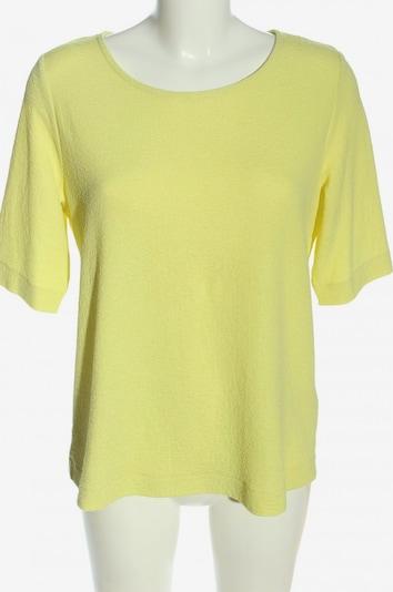 M&S Kurzarm-Bluse in XL in pastellgelb, Produktansicht