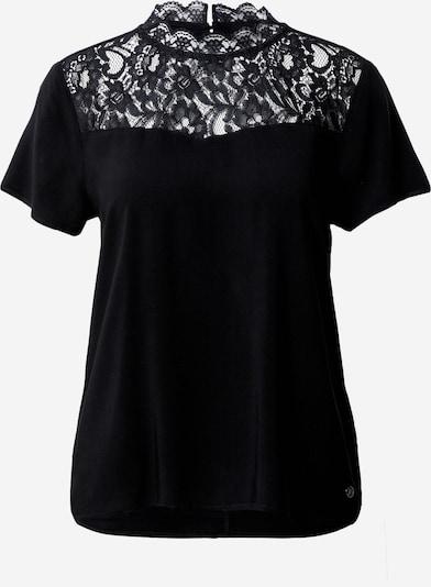 TOM TAILOR DENIM T-Shirt in schwarz, Produktansicht