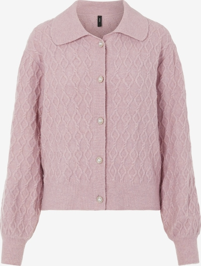 Y.A.S Knit Cardigan 'Micci' in Rose, Item view