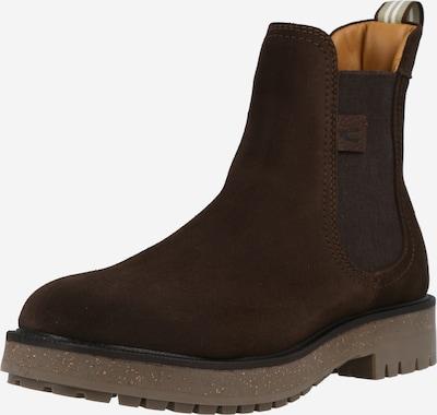 CAMEL ACTIVE Chelsea boots 'Stone' i mörkbrun, Produktvy