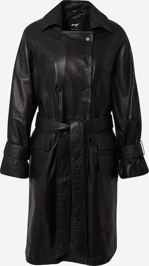 Maze Overgangsfrakke i sort, Produktvisning