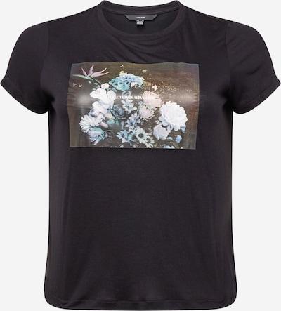Vero Moda Curve Shirt in mischfarben / schwarz, Produktansicht