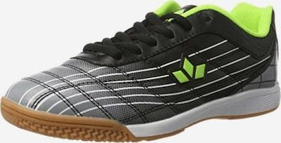 LICO Sportschoen in de kleur Limoen / Grijs / Zwart / Wit, Productweergave