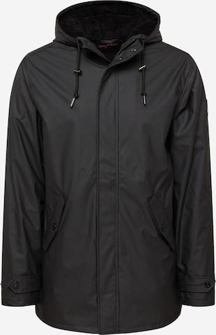 Derbe Between-Season Jacket 'Trekholm' in Grey