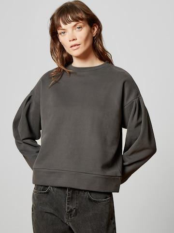 Aligne Sweatshirt 'Ashley' in Grey
