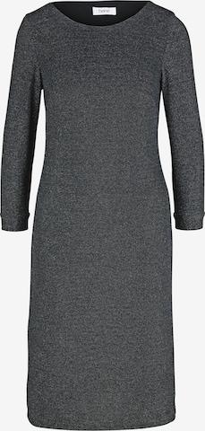 Rochie de la heine pe gri