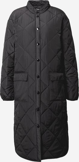 MOSS COPENHAGEN Manteau d'hiver 'Ranya Deya' en noir, Vue avec produit