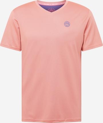 BIDI BADU Funktsionaalne särk 'Ted', värv oranž