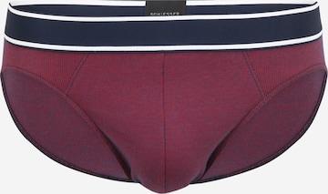 SCHIESSER Püksikud 'Rio', värv punane