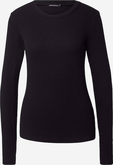 Tricou 'LOVA' Rut & Circle pe negru, Vizualizare produs