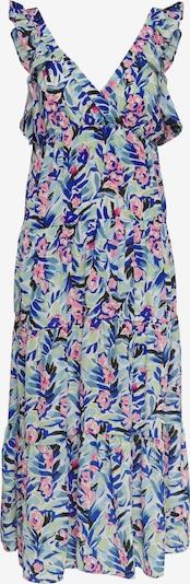 ONLY Kleid 'Alberta' in himmelblau / hellblau / mint / hellpink / schwarz, Produktansicht