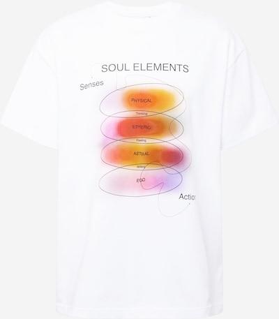 WEEKDAY Shirt 'Stefy' in de kleur Gemengde kleuren / Offwhite, Productweergave