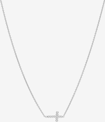 FOSSIL Fossil Damen-Kette 925er Silber Zirkonia ' ' in silber, Produktansicht