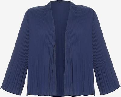 Ulla Popken Bolero in blau, Produktansicht