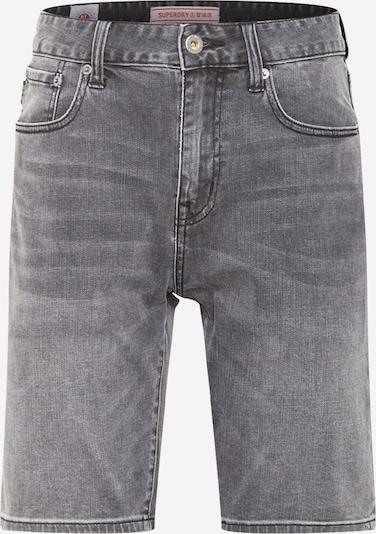 Superdry Jeans in de kleur Grey denim, Productweergave