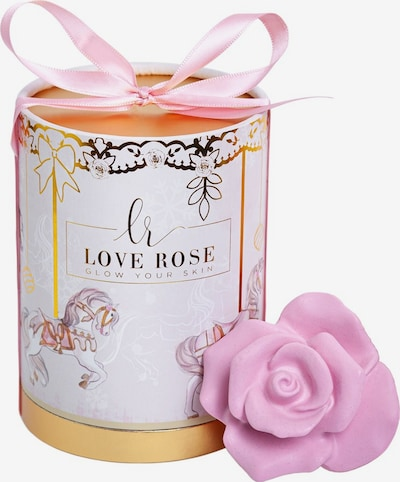 Love Rose Cosmetics Maske 'Special Edition Beauty Rose' in hellpink, Produktansicht