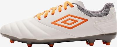 UMBRO Fußballschuh in orange / weiß, Produktansicht