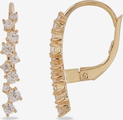 VILMAS Ohrhänger in gold, Produktansicht