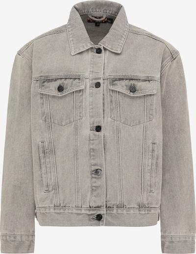 myMo ROCKS Between-season jacket in Light grey / Black, Item view