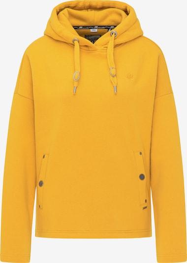 DreiMaster Vintage Sweatshirt in goldgelb, Produktansicht