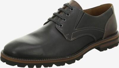 LLOYD Schnürschuh in schwarz, Produktansicht