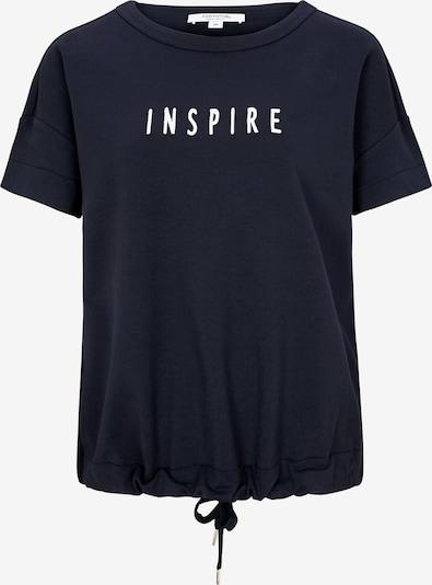 Ci comma casual identity Sweatshirt in marine, Produktansicht