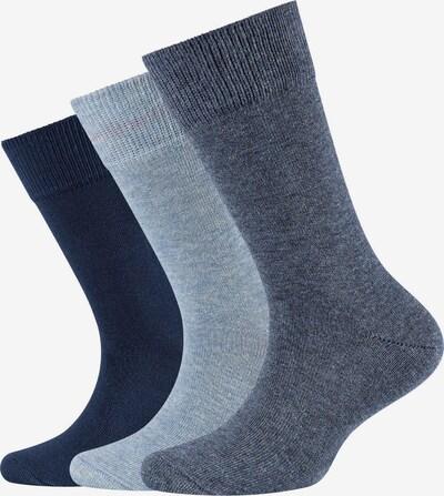 s.Oliver Socken in nachtblau / taubenblau / hellblau, Produktansicht