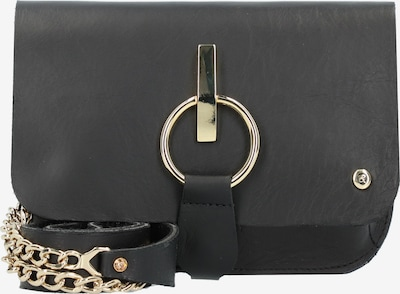 b.belt Handmade in Germany Heuptas 'Chelsey' in de kleur Zwart, Productweergave
