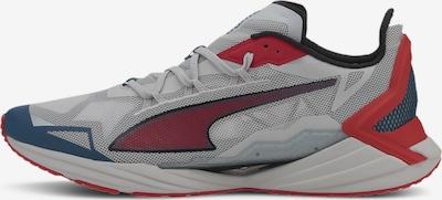 PUMA Chaussure de course en gris / rouge, Vue avec produit