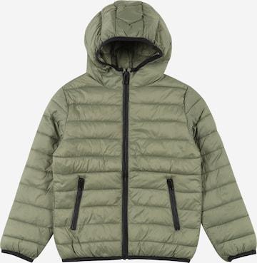OVS Between-season jacket in Green