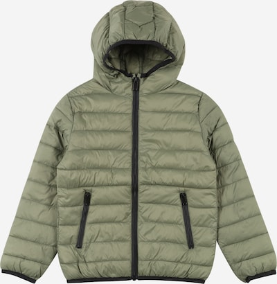 OVS Between-Season Jacket in Olive / Black, Item view