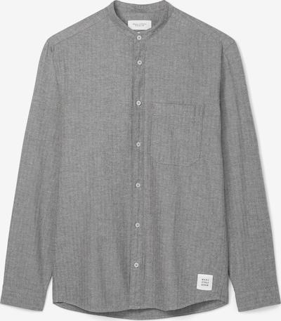 Marc O'Polo DENIM Hemd in grau, Produktansicht