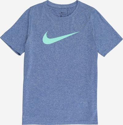 Sportiniai marškinėliai iš NIKE , spalva - šviesiai mėlyna, Prekių apžvalga