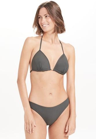 Athlecia Athletic Bikini Top 'Iserry W' in Grey
